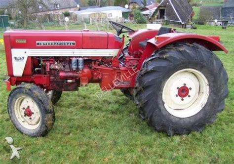 tracteur agricole ih 353 occasion n 176 1407450