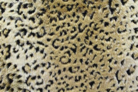 leopard fabric leopard faux fur fabric baby blanket fabric the fabric mill
