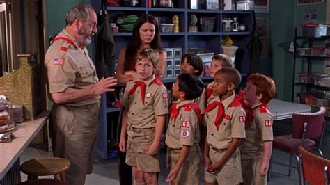 bangs boy scout celebs you never knew were on gilmore girls
