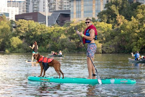 paddle boarding austin  rentals  lady bird lake