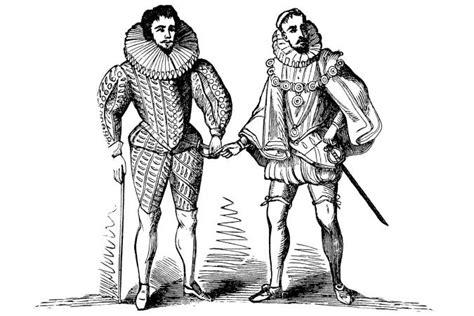 Wedding Attire During Elizabethan Era by Elizabethan Fashion For Lovetoknow