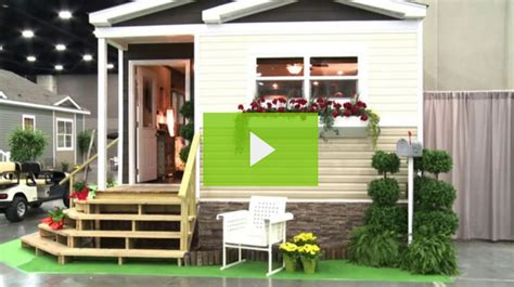 One Bedroom Manufactured Home Giles Industries Showcases New 2013 Single Wide