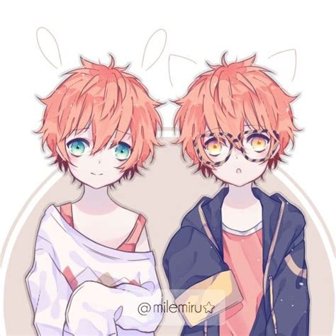 Anime 7 Brothers by 17 Best Images About Mystic Messenger On So