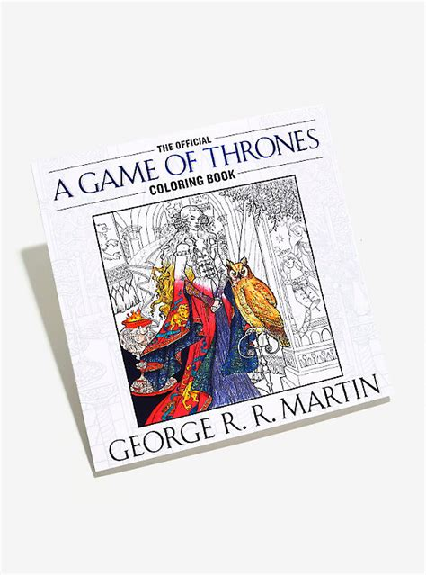 thrones colouring book big w of thrones coloring book boxlunch
