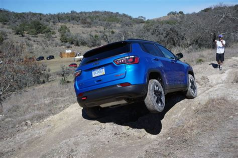 Difference Between Jeep And Suv 2017 Jeep Compass Review Best Compact Suv On Market