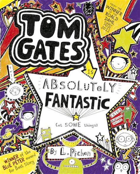 libro inside the body fantastic tom gates 5 tom gates is absolutely fantastic at some things scholastic shop