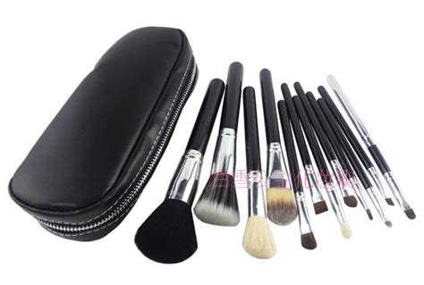 Mac Brush Set 12 Brushes professional makeup brushes 12 pcs brushes for mac makeup