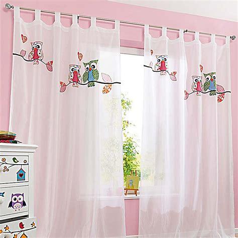 vorhang bunt vorhang weis kinderzimmer interieurs inspiration