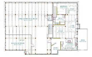 barn floor plans with living quarters metal barn with living quarters floor plans mikes barn plans 48 x 72 post beam bank barn