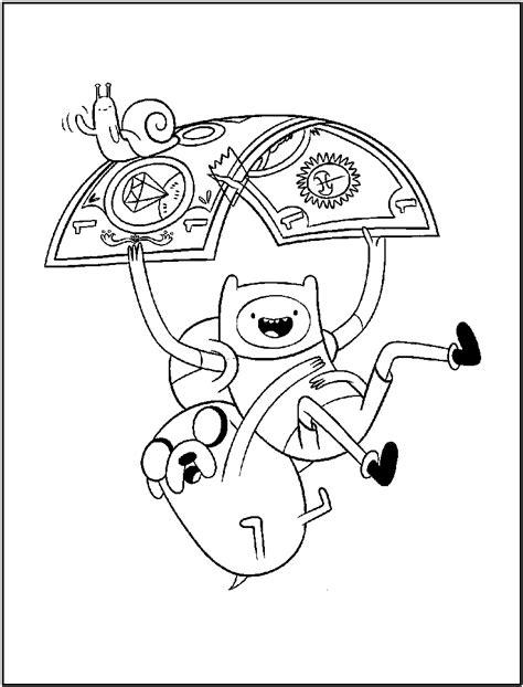 imagenes para viñetas html hora de aventura para colorear