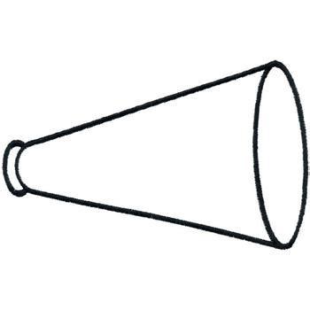 megaphone outline clipart best