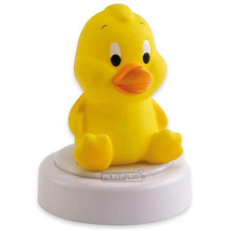 veilleuse bebe petit canard  led article de
