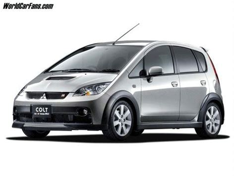 mitsubishi colt turbo version r mitsubishi colt ralliart version r 15 turbo photos news