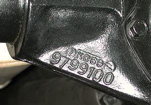 pontiac 10 bolt rear end identification i am looking at a 1969 pontiac gto ram air i want to