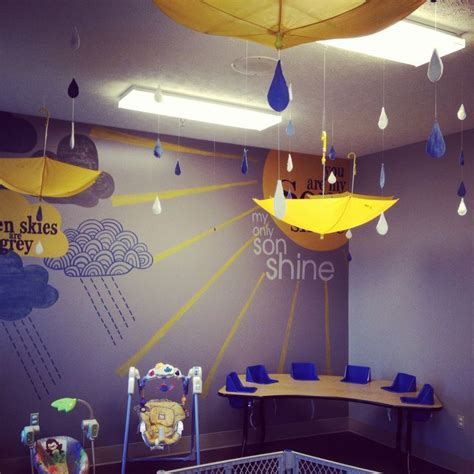 Church Nursery Decorating Ideas Pin By Mandy Holden On Rainy Day Nursery Theme
