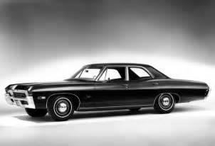 1968 chevrolet impala 4 door sedan 164 69