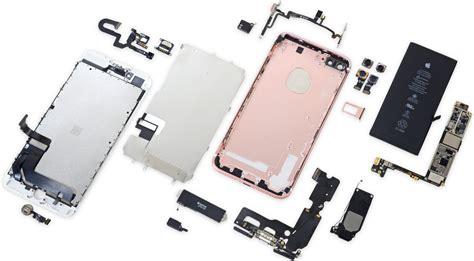 iphone   teardown gb  ram faux speaker grille