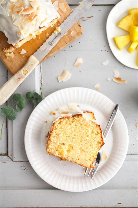 kastenform kuchen saftiger ananas kuchen aus der kastenform pineapple