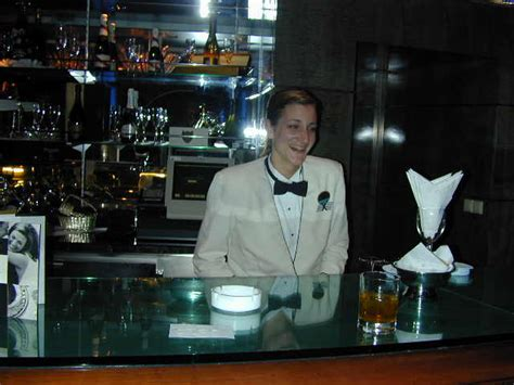 Cruise Ship Bartender by Cruise Ship Bartender Fitbudha