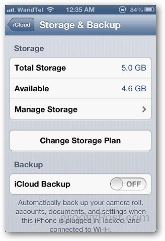 Can You Buy Icloud Storage With Itunes Gift Card - how to check icloud storage space from iphone groovypost