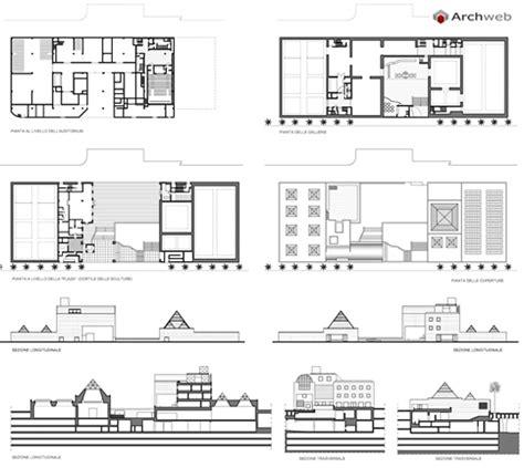 museum floor plan dwg isozaki museum of contemporary art arata isozaki museum of contemporary art moca