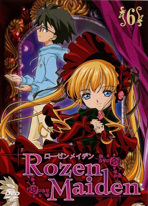 rozen maiden rozen maiden dvd rozen maiden photo 7009922 fanpop