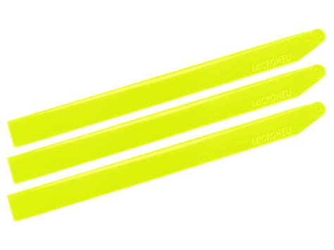 Shin Nakawarna Plastisol Special Yellow And Orange Series blade 180 cfx plastic blade 155mm for mh 18fx001t series yellow