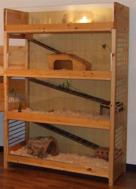 frettchen stall selber bauen die besten 25 chinchilla k 228 fig ideen auf
