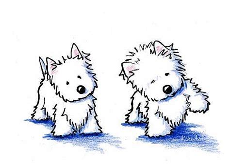 free coloring pages of westie dogs