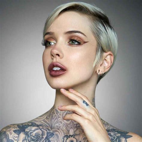 sara tattoo model x mills inkppl magazine