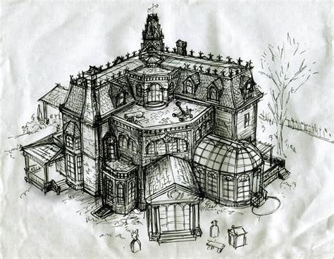 addams family mansion floor plan b movie blitzkrieg blitzkrieg intermission drawing the
