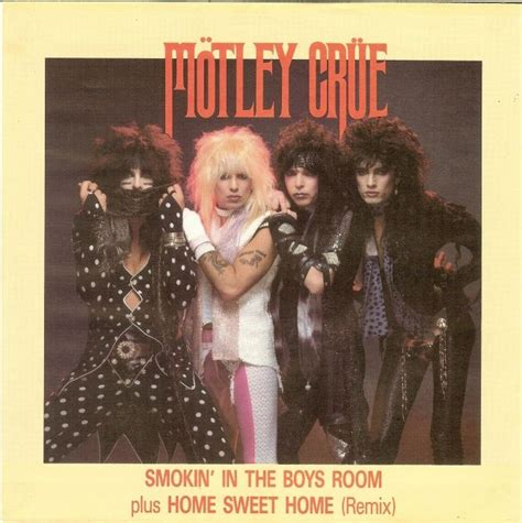 motley crue smokin in the boys yeah i owned that