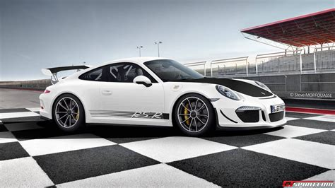Porsche Gt3 Rs 991 by Porsche 991 Gt3 Rs R Project By Steve Morfouasse Is