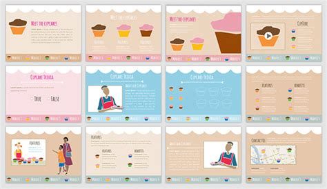 e learning template create an e learning template from clip 8 e