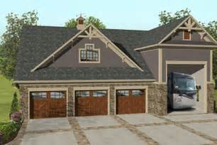 how many square is a 3 car garage craftsman style house plan 2 beds 1 baths 1207 sq ft