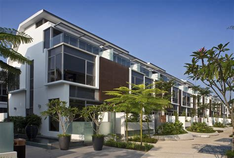 Bungalow Homes by Cluster House Singapore What Is A Cluster House Greyloft