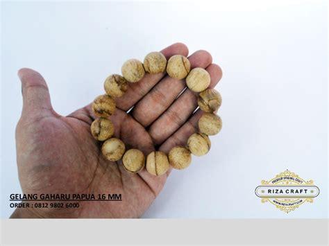 Gelang Gaharu Fillaria Papua 18mmwangi gelang gaharu papua order 081298026000