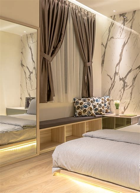 Cermin Kamar Tidur ide dekorasi cermin di kamar tidur