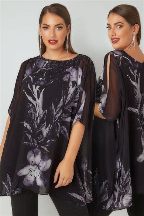 To Fashion Blouse Grey Top Blouse Atasan Cape Abu Balot Diskon T51 41 plus size bardot cold shoulder tops yours clothing