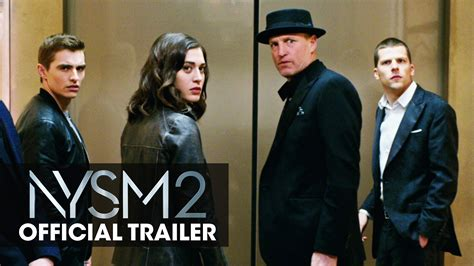 misteri film now you see me now you see me 2 official teaser trailer youtube