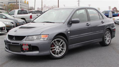 2006 mitsubishi lancer evolution ix start up exhaust and in depth review youtube