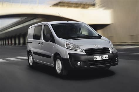 peugeot expert peugeot expert van video review vansdirect