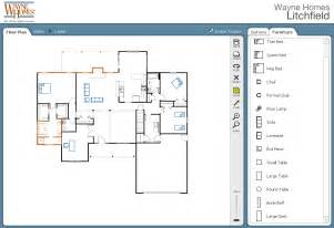 Floor Plan Blueprint Maker Floor Plan Designer Hometuitionkajang Com