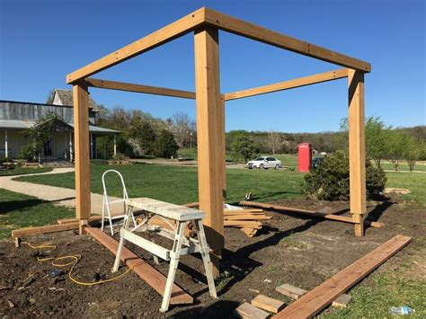 gazebo frames sneak peek our new gazebo stony point