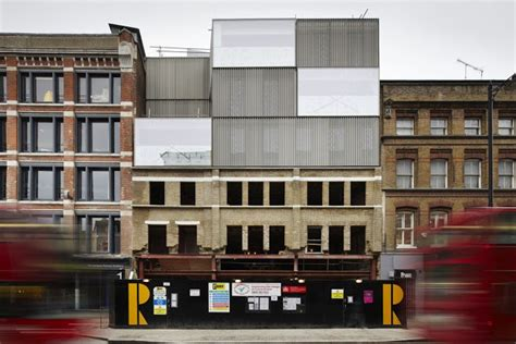 155 curtain road a f a s i a duggan morris architects