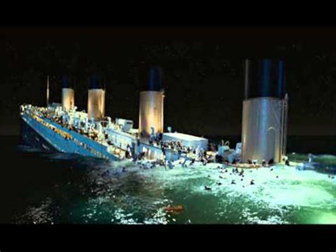 Of The Sinking by Titanic Complete Score The Sinking Of The Titanic
