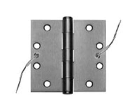 Stanley Cecb191 18 4 1 2 Quot X 4 1 2 Quot 32d Standard Weight 8 Wire Electric Hinge Satin Stainless Stanley Electric Hinge Templates