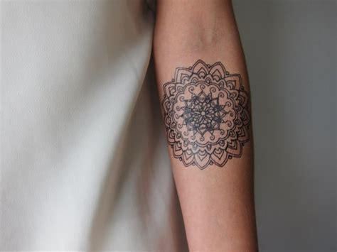 mandala tattoo etsy small mandala b hand drawn temporary tattoo by lagoonhouse