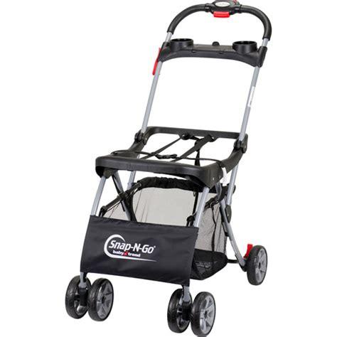 strollers walmart baby trend snap n go ex universal infant car seat stroller walmart