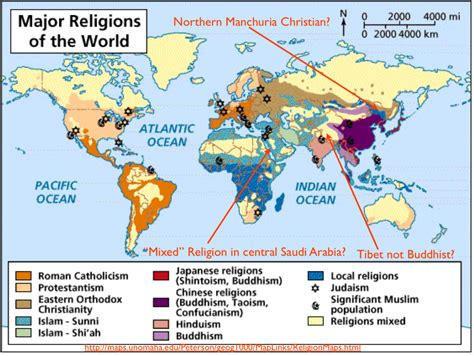 religion geocurrents adherents world religions religion statistics geography